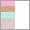 róż-brąz-turkus-beż-biały K072