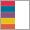 kolorowy-biały K042